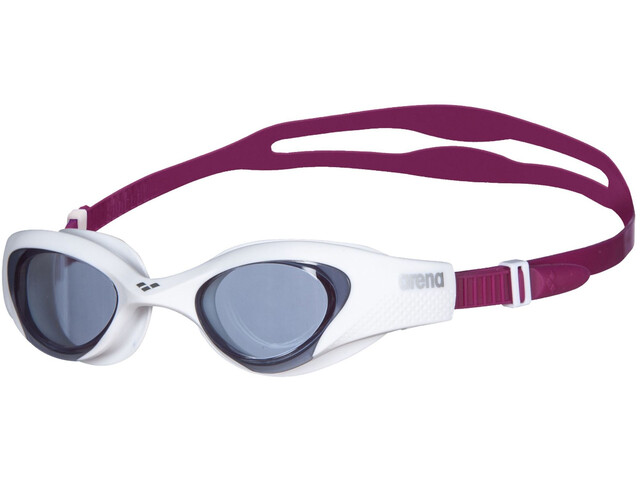 arena The One Swimglasses Women smoke/white/purple